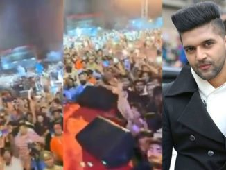 guru randhawa lucknow live show
