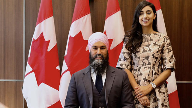 NDP's 2019 Election Promises: Mental, Dental, Hearing Coverage For