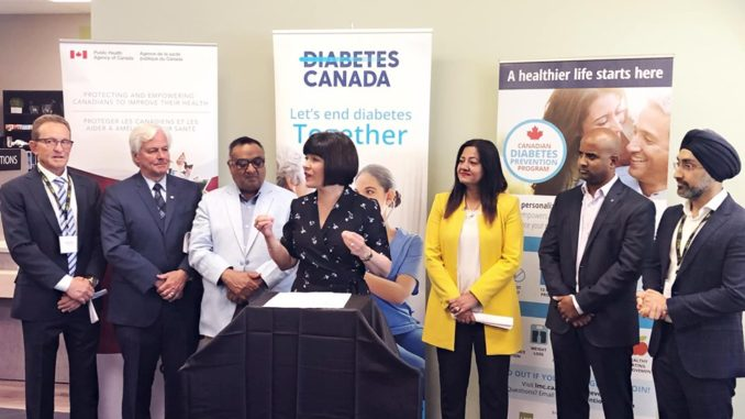 November declared Diabetes Awareness Month; MP Sonia Sidhu's motion passes with unanimous consent in the House of Commons
