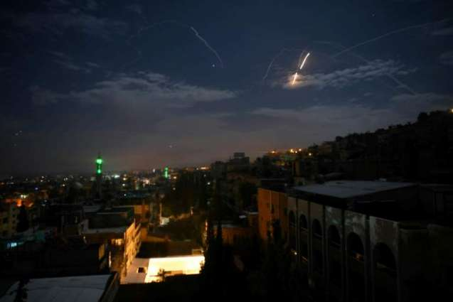 Civilians among 15 dead in Israeli strikes in Syria, says monitor