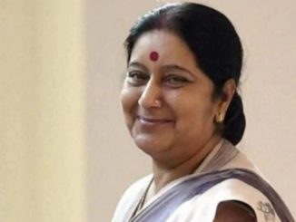 Sushma Swaraj Death From Canada, US, China, the world pours condolences to the Iron Lady