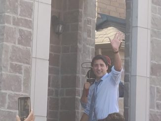 Liberal Leader Justin Trudeau promises to cut taxes for middle class and cell phone bills