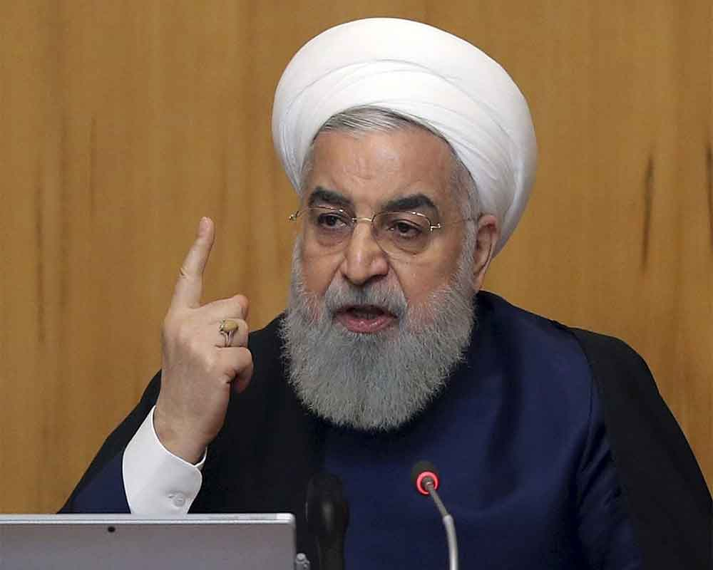 Iran's Rouhani rules out any bilateral talks with US