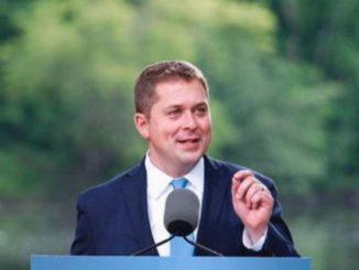 Andrew Scheer promises more support for Canada's Veterans