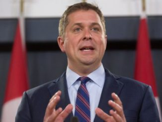 Andrew Scheer pitches National Energy Corridor to create jobs and unite Canadians