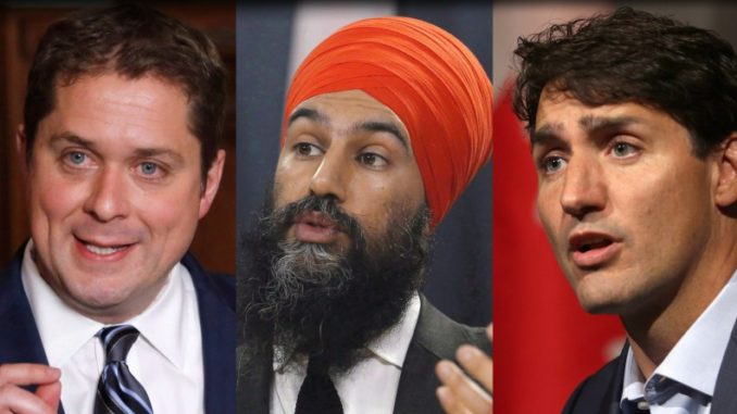 Elections Canada 2019: Record number (50) of candidates of Indian origin in the fray