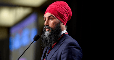 NDP's New Deal For B.C. Highlights Affordable Homes, Climate Action