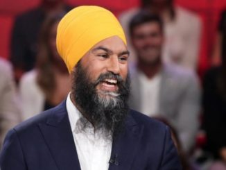 Singh Pledges Climate Action and Good Jobs in Winnipeg