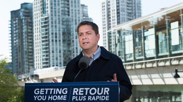 Scheer to prioritize George Massey Tunnel replacement