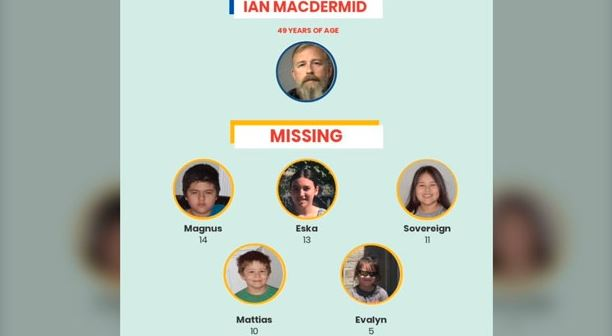Amber Alert : 5 children abducted in Niagara region