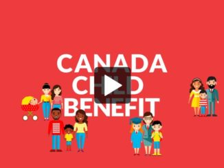 Canada federal Elections Canada Child Benefit