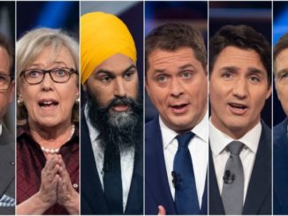 Live Updates : Canada Federal Elections 2019