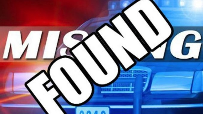 Located - Missing 20 Year-Old Brampton Man