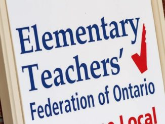 Ontario elementary school teachers vote for strike action