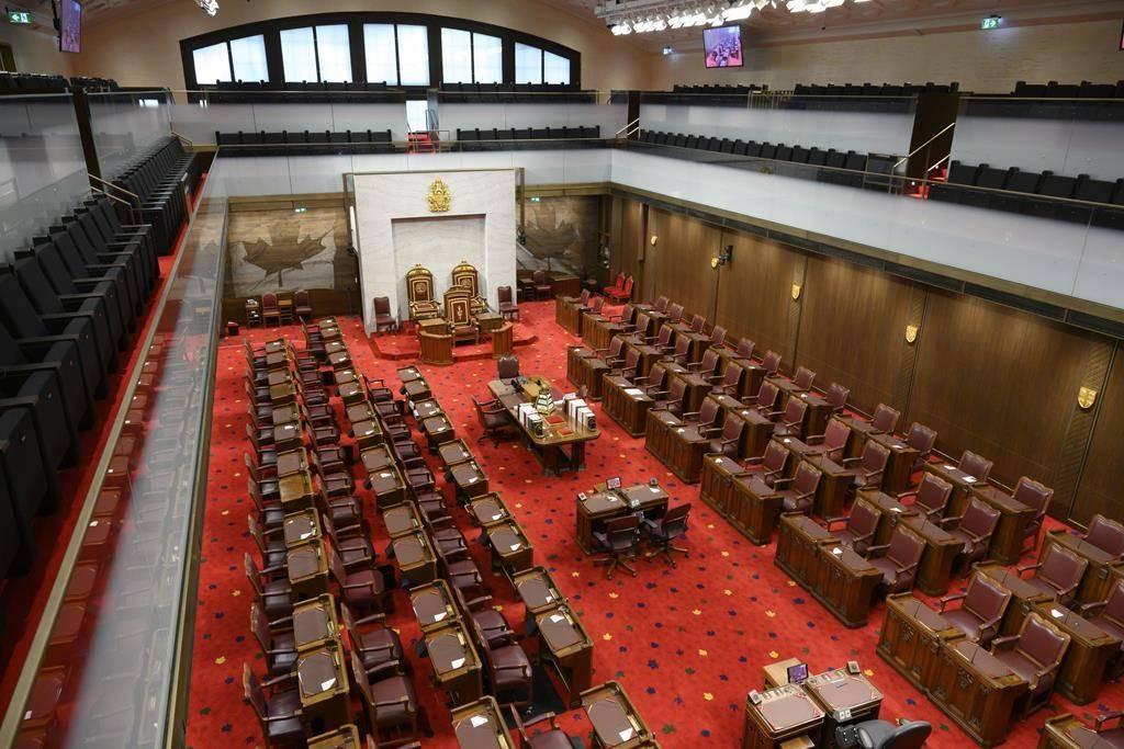 11 Senators form new Canadian Senators Group