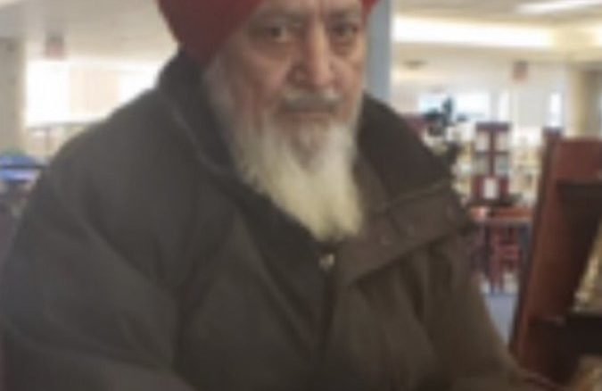 , if spotted please contact Peel Police