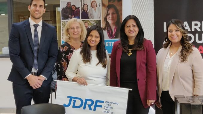 Together We Can Defeat Diabetes: MP Sonia Sidhu