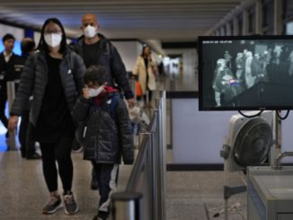Canada's first coronavirus victim released from Toronto hospital