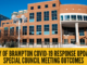 City of Brampton COVID-19 response update: Special Council Meeting outcomes