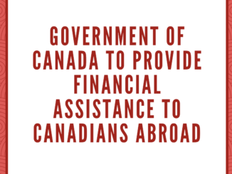 Government of Canada announced Help for Canadian businesses