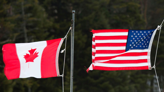 """""""Canada exploring whether to close border with U.S."""" - PM Justin Trudeau"""