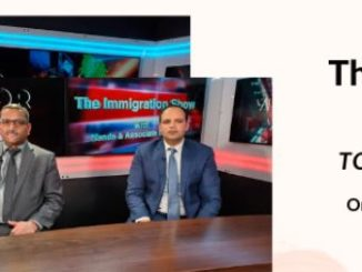 The Immigration Show   Canada's PR   Tonight 7:30 PM