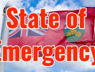 Ontario Extends Emergency Declaration
