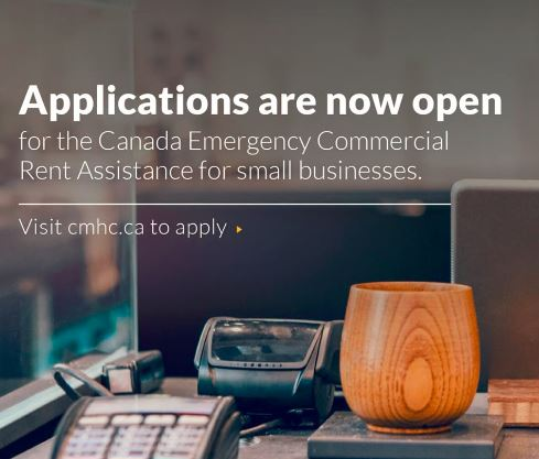 Canada Emergency Commercial Rent Assistance now open for applications