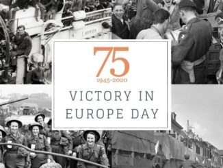 Statement by the Prime Minister on the 75th anniversary of Victory in Europe Day