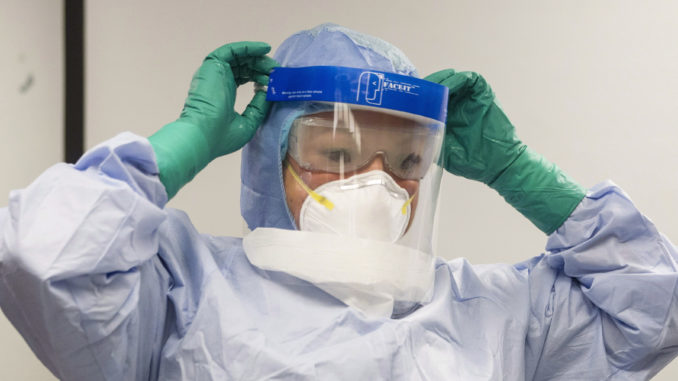 Ontario Helps Manufacturers Ramp Up Production of Personal Protective Equipment