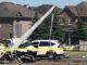 3 children, 1 woman killed in Brampton crash