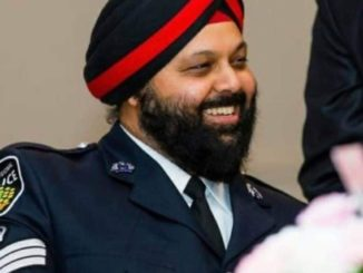 Bob Nagra, The First Turbaned Police Officer to Join Peel Police Promoted to the Rank of Inspector