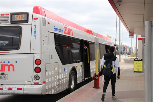 Brampton Transit driver tests positive for COVID-19