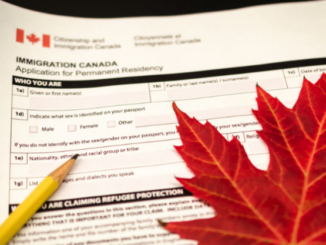 travel restrictions for immediate family members of Canadian citizens and permanent residents