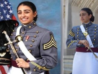 First Sikh woman graduates from US military academy