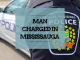 Man Charged in Mississauga Shooting from February