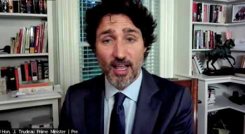 Trudeau appears before committee on WE Charity scandal