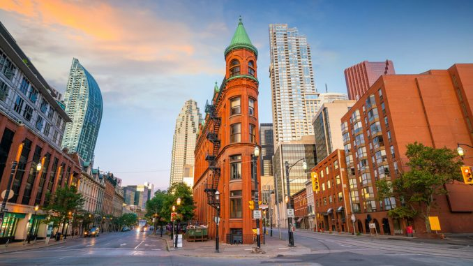 City of Toronto weekend update on services, amenities and ActiveTO