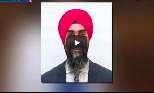 Brampton Councillor Gurpreet Dhillon suspended for 3 months without pay