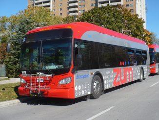 Changes to Brampton Transit service effective September 8
