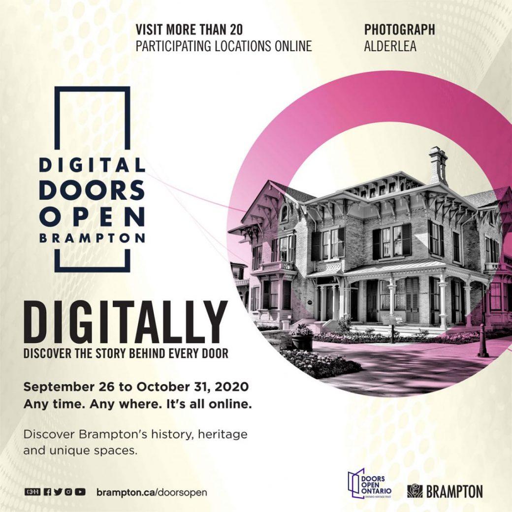 City of Brampton - Digital Doors Open