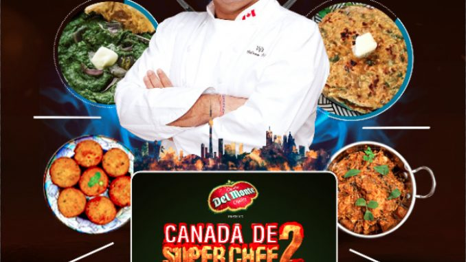 Canada De Super Chef - Season 2 | 2nd October, Friday 8 PM