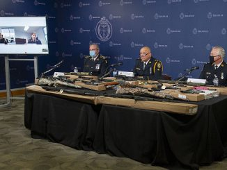Project Sunder Dismantles Eglinton West Crips 114 Arrests, 800 Criminal Charges