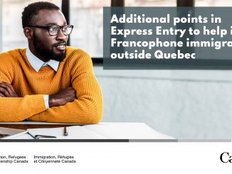 Additional points in Express Entry to help increase Francophone immigration outside Quebec