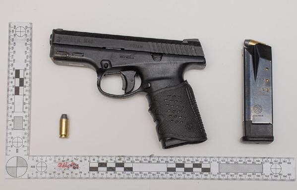 Dispute Leads to Arrest and Firearm Seizure