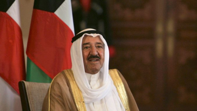 Statement by the Prime Minister on the death of the Emir of Kuwait