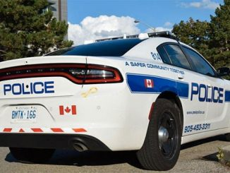 12 Brampton men charged after swords and bats used in attack