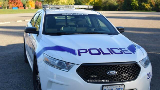 Mississauga Arrest in Stolen Vehicle (Warm-Up Style Theft)