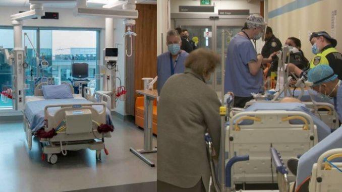 Ontario ICU Beds