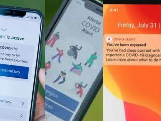Covid Alert App